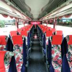 大型バススーパーハイデッカー816座席